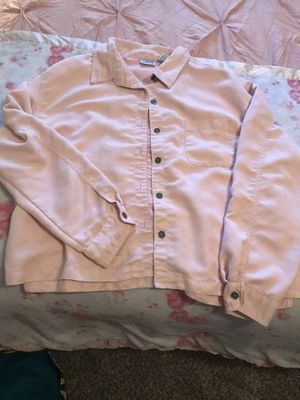 Chico's Peach Jacket size 3X for Sale in Scottsdale, AZ
