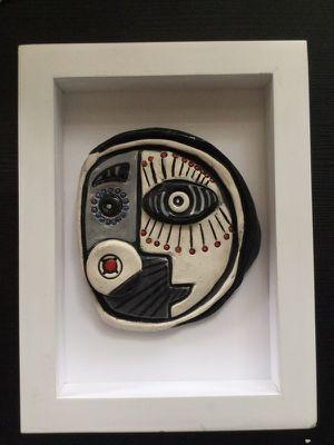 Ceramic Mask By Charruart for Sale in Miami, FL