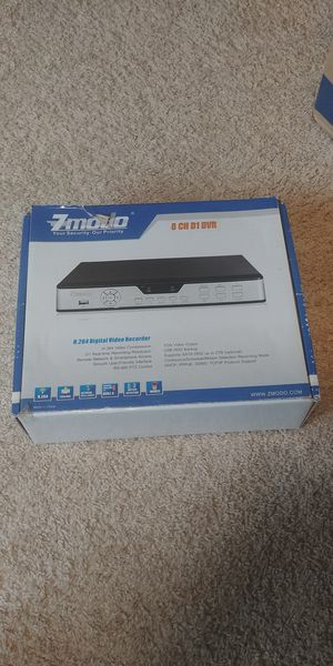 Zmodo 8channel dvr for Sale in Vancouver, WA