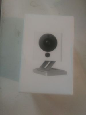 Wyze Smart Cam 32gb micro sd card with night vision for Sale in Stockton, CA