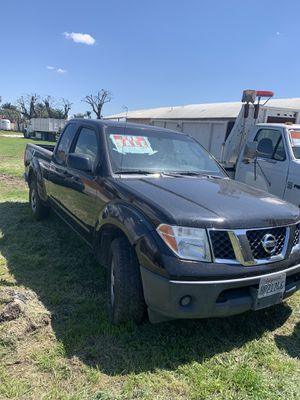 2007 Nissan Frontier for Sale in Chino, CA
