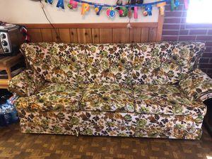 Vintage Sleeper Sofa for Sale in Big Bear, CA