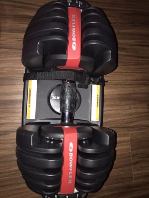 BowFlex single dumbbell for Sale in Odessa, TX