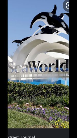 SeaWorld park / Aquatica water park for Sale in Orlando, FL