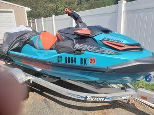 2019 Sea doo wake pro 230 for Sale in Seymour, CT