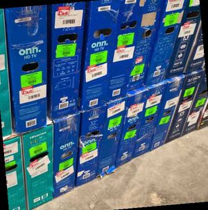 Tv Liquidation Sale 😁😁☺️☺️🙌🏼😃😃📺 9C5 for Sale in Chino, CA