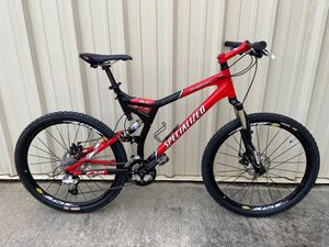 SPECIALIZED STUMPJUMPER FSR MTB for Sale in Whitsett, NC