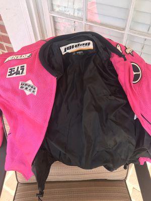Motorcycle jacket women's small Jordan for Sale in Lawrenceville, GA
