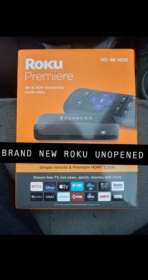Brand new Premiere Roku for Sale in Everett, WA