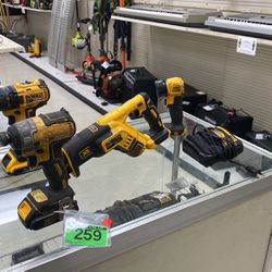 Dewalt Drill Set (LayAway Available ) for Sale in Tampa,  FL