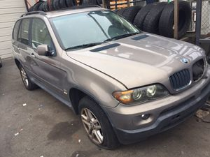 PARTING OUT 2004 BMW X5 3.0L #U38882 for Sale in Portland, OR