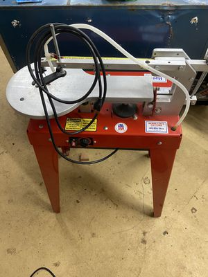 RBI Hawk Scroll Saw 216 VS for Sale in Rochester, WA