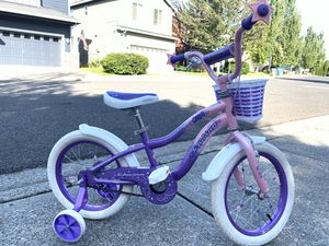 "Schwinn 16"" girls bike - kids bikes - girls bikes for Sale in Vancouver, WA"