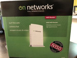 On Networks Wireless Router for Sale in Fullerton, CA