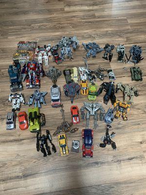 Transformers 2007 lot toys for Sale in Hamilton Township, NJ