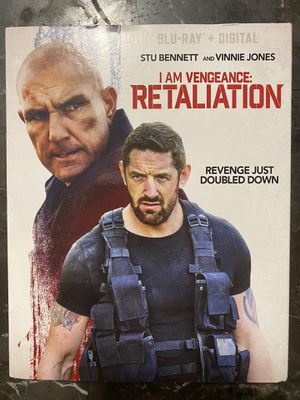 Ian vengeance retaliation Blu-ray digital Copy Only for Sale in San Diego, CA