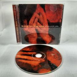 Blood Has Been Shed Novella Of Uriel CD 2001 Metalcore Ferret Music F21 for Sale in Chambersburg,  PA