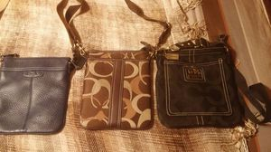 Coach purses on sale (Good Condition) for Sale in Detroit, MI