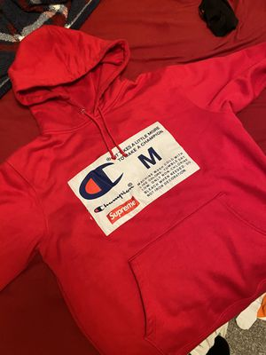 Supreme Champion Hoodie for Sale in Fayetteville, NC