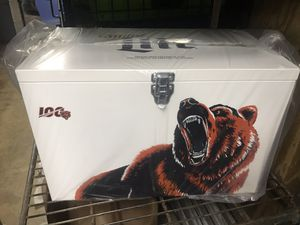 Bears Cooler Brand New 18x10x12 for Sale in St. Charles, IL