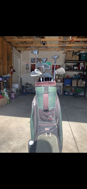 GOLF CLUBS PLUS BAG for Sale in Westerville, OH