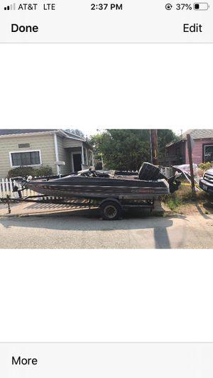 1989 cobra bass boat for Sale in Salinas, CA