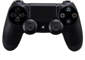 Black ps4 controller for Sale in Anaheim, CA