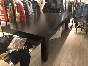 Rectangular wooden table for Sale in New York, NY