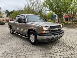 2003 Chevy Silverado 1500 5.3L V8 144k for Sale in Indian Trail, NC