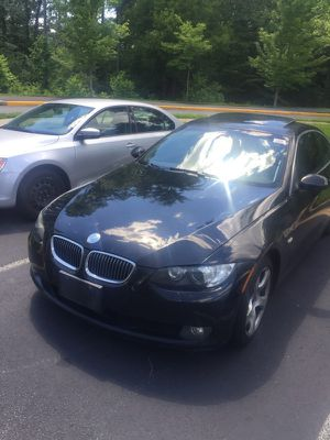 07 BMW 328i coupe for Sale in Lake Ridge, VA