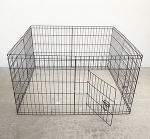 Dog play pen crate for Sale in Hacienda Heights, CA