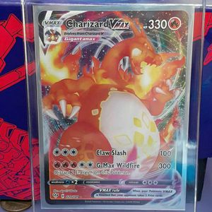 Pokémon Charizard Vmax Full Art (mint) for Sale in Bristol, CT