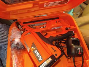 Cordless nail gun for Sale in Rockwall, TX