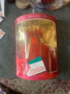 1988Happy holiday Barbie for Sale in Lake Forest, CA