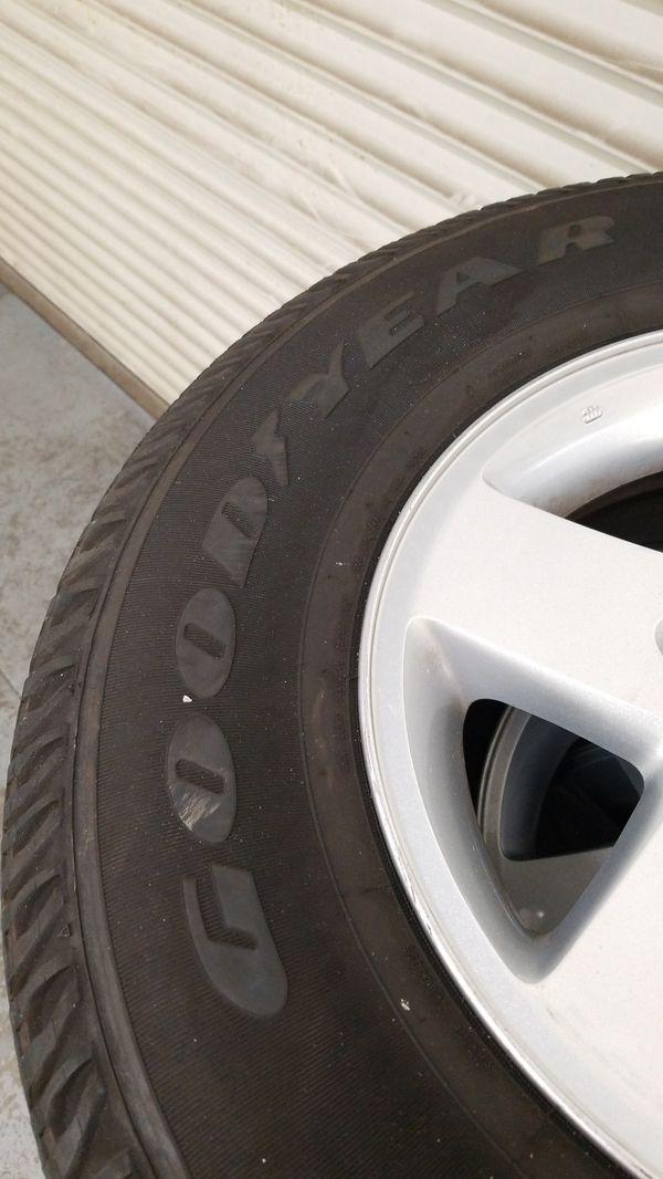 Jeep Wrangler Sport Wheels & Tires