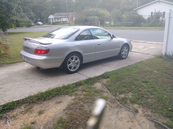 2003 Acura CL type S 6 speed manual