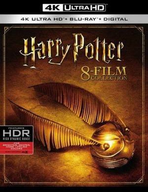 Harry Potter 4K complete 1-8 digital movie collection Moviesanywhere digital code vudu for Sale in Grapevine, TX