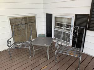 Outdoor patio furniture for Sale in Frankfort, IL