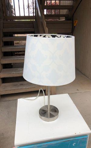 Bedside lamp for Sale in Lakeside, AZ