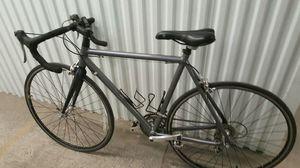Nashbar road bike with bontrager parts (speedbike/aluminum) for Sale in Philadelphia, PA
