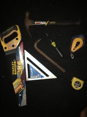 Hand tools for Sale in Jacksonville, FL