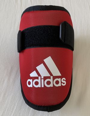 Brand new-red Adidas pro series baseball elbow guard for Sale in Miami, FL