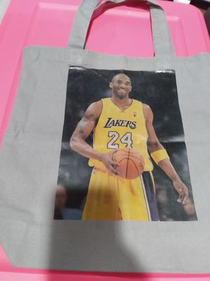 Kobe Bryant Tote Bag for Sale in West Covina, CA