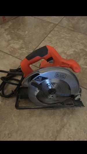 Black and Decker 15 amps Circular Saw for Sale in Las Vegas, NV
