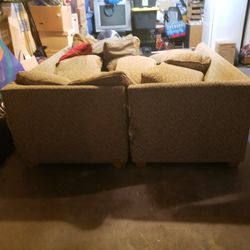2 Peice 12' Sectional Couch for Sale in Federal Way,  WA