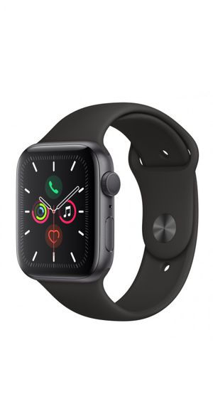 Apple Watch 5 Black - Get Now, Pay Later - Same Day Local Pick Up for Sale in Melville, LA
