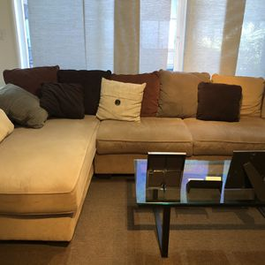 Brown Couch for Sale in Beverly Hills, CA