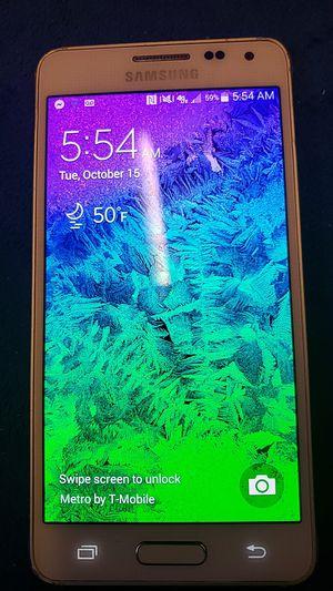 Samsung Galaxy Alpha 32GB g850a unlocked for Sale in Portland, OR