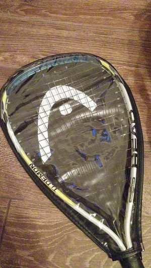 Head nano titanium tennis racket for Sale in Phoenix, AZ