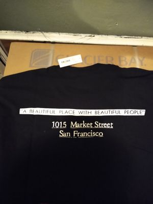 Rare supreme SF box logo tee for Sale in San Francisco, CA